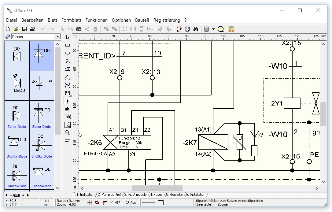 sPlan 7.0, ELECTRONIC-SOFTWARE-SHOP