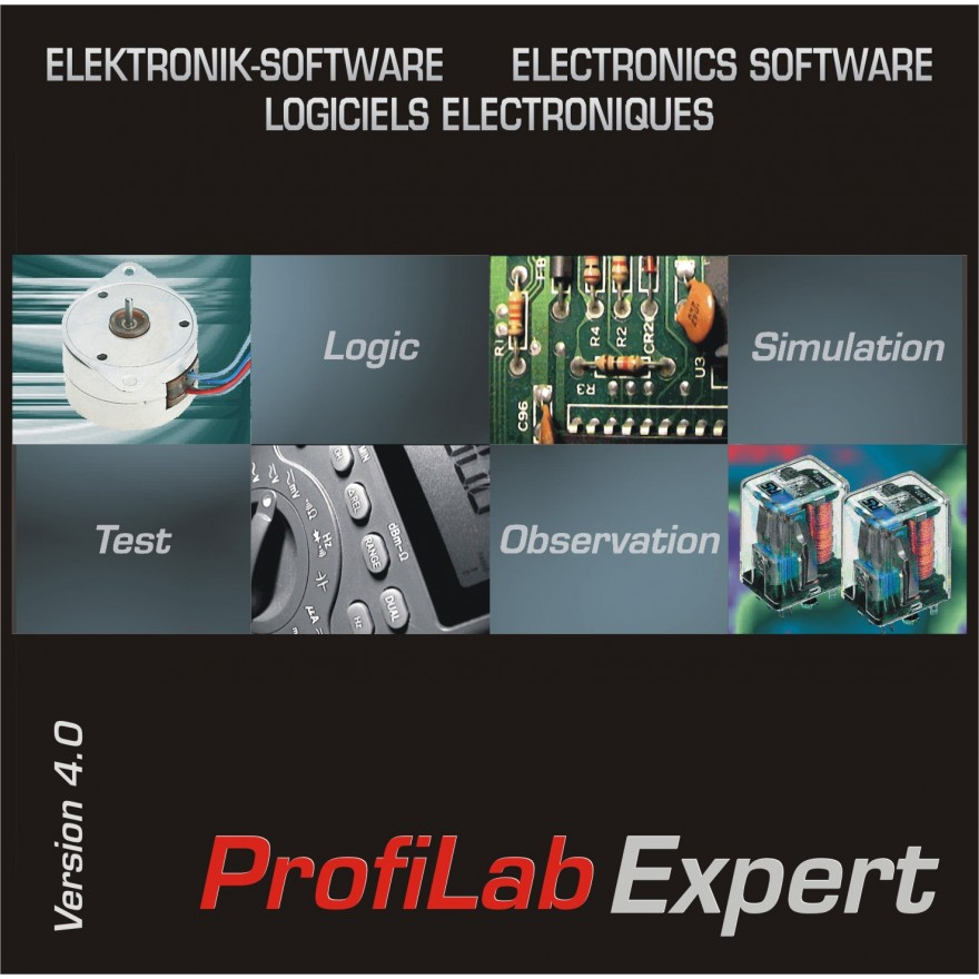 ProfiLab-Expert 4.0, ELECTRONIC-SOFTWARE-SHOP